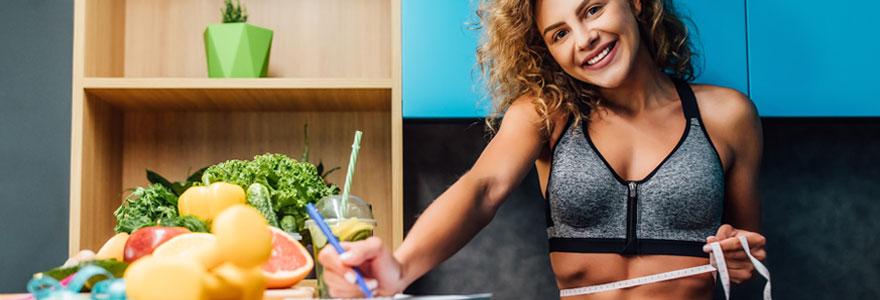 Alimentation sportive musculation