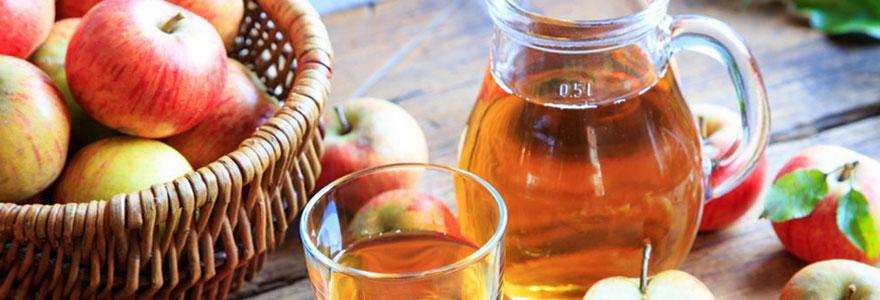 Utiliser le vinaigre de cidre le soir